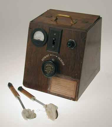 Defibrilator prototype