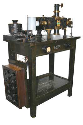 Cambridge Electrocardiograph, 1920