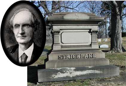 Benjamin Strickland