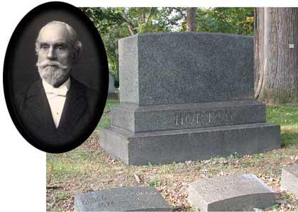 William Perry Horton