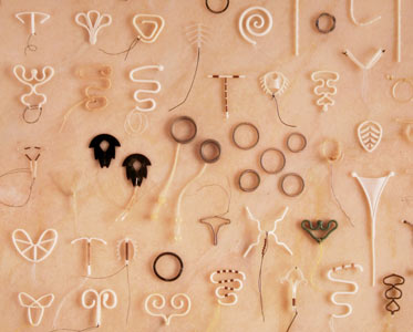 IUDs-various