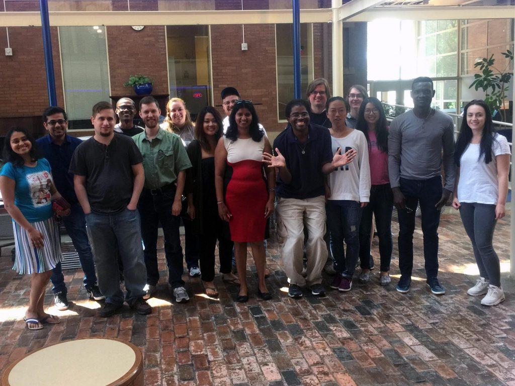 Mathematics Graduate Student Association (MGSA)-Fall 2017