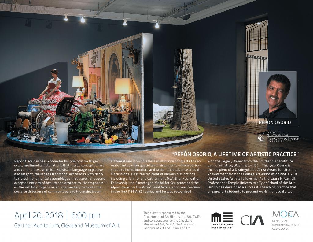 Osorio Event Poster