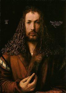 Albrecht-Durer-Self-Portrait