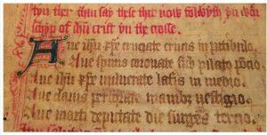 Medieval Manuscript Image