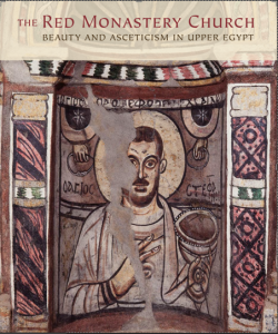 The Red Monastery Church Book Cover
