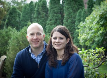 Christina Welter (CWR '98) and David Muzic (CSE '97)