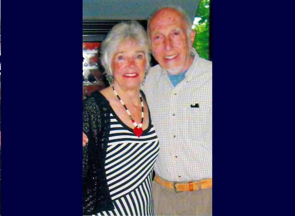 George (CIT '54) and Kay Baum