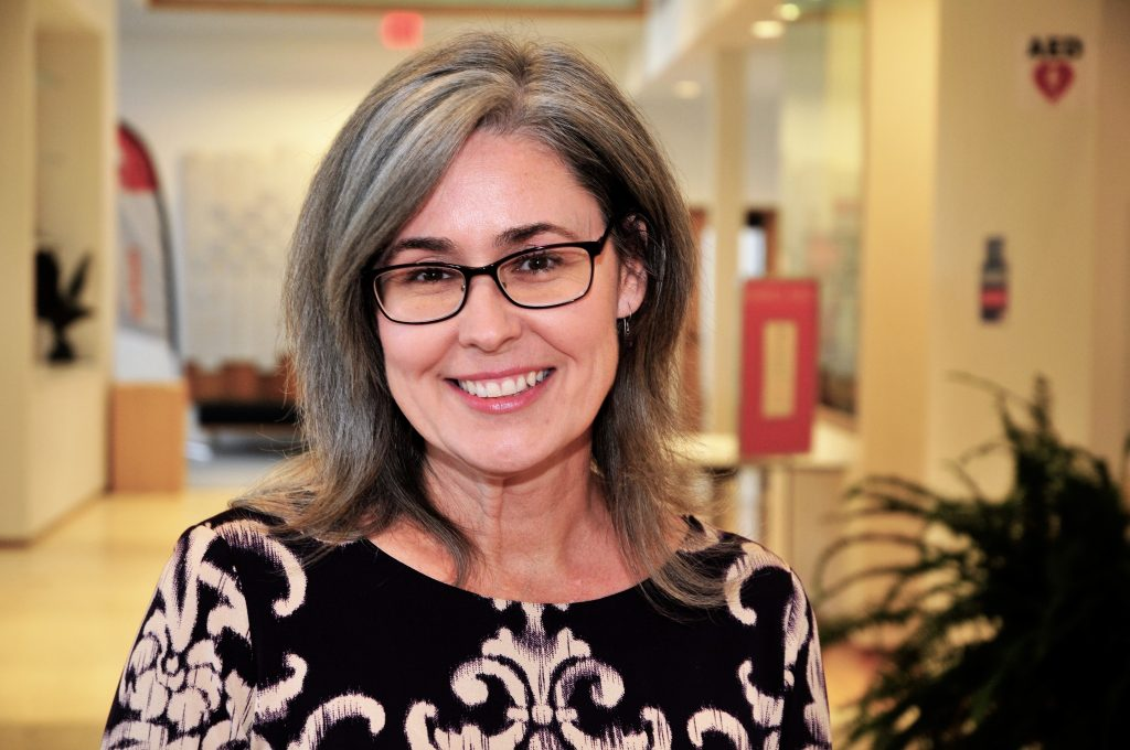 Maria Steiner, CAS '91