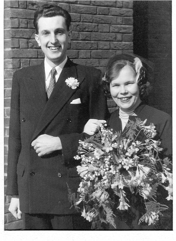 Michael Luton (GRS '51) and Barbara (Campbell) Luton (FSM '51, GRS '66)