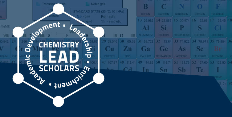 Chemistry LEAD Scholars logo