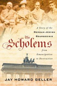 The Scholmes book cover