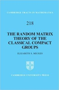 The Random Matrix Theory of the Classical Compact Groups