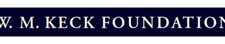 Keck Foundation banner