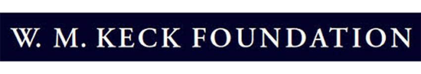 Keck Foundation banner