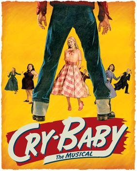 Cry Baby Show Poster